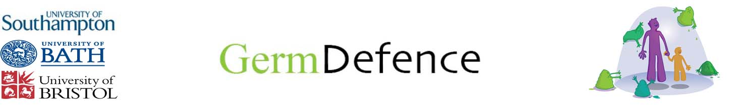 Germ Defence Title Image